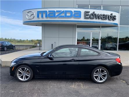 2016 BMW 428i xDrive (Stk: 22007) in Pembroke - Image 1 of 12