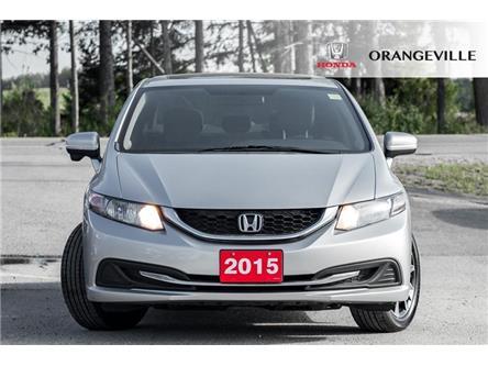 2015 Honda Civic EX (Stk: F19345A) in Orangeville - Image 2 of 21