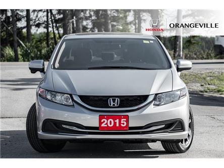 2015 Honda Civic EX (Stk: F19355A) in Orangeville - Image 2 of 21