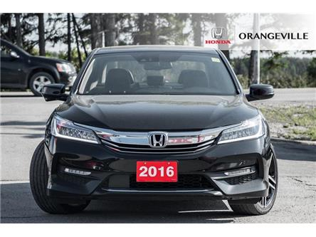 2016 Honda Accord Touring V6 (Stk: U3232) in Orangeville - Image 2 of 21