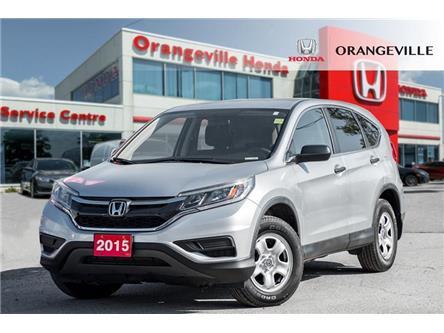 2015 Honda CR-V LX (Stk: V19159A) in Orangeville - Image 1 of 18