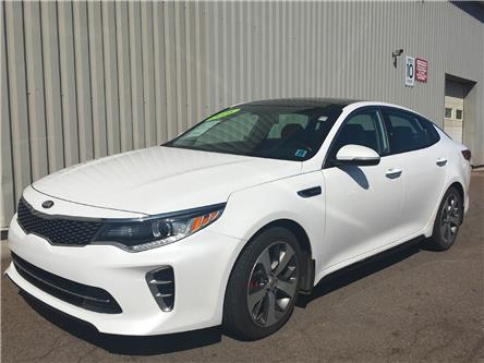 2016 Kia Optima SXL Turbo (Stk: X4686B) in Charlottetown - Image 1 of 19