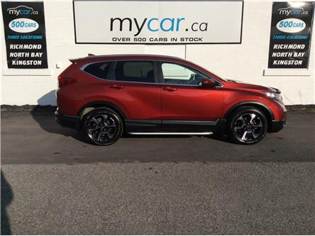 2017 Honda CR-V Touring (Stk: 191382) in Kingston - Image 2 of 21
