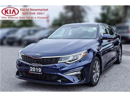 2019 Kia Optima LX+ (Stk: P0986) in Newmarket - Image 1 of 19