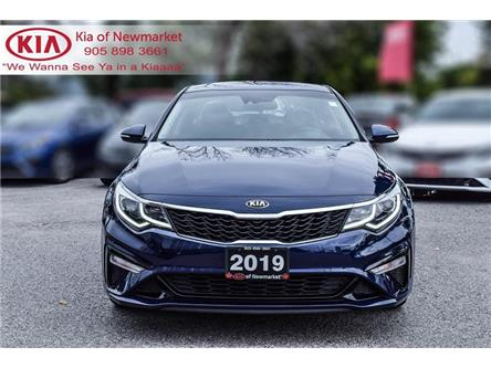 2019 Kia Optima LX+ (Stk: P0986) in Newmarket - Image 2 of 19