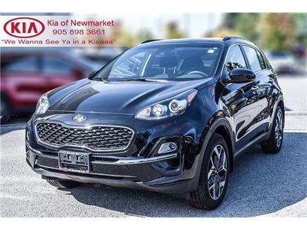 2020 Kia Sportage EX (Stk: P0987) in Newmarket - Image 1 of 21