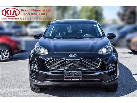 2020 Kia Sportage EX (Stk: P0987) in Newmarket - Image 2 of 21
