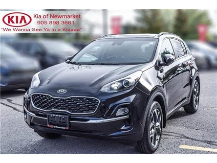 2020 Kia Sportage EX (Stk: P0989) in Newmarket - Image 1 of 21