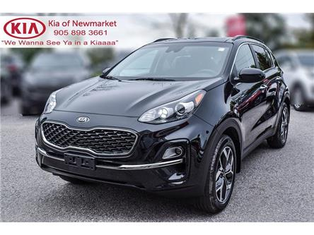 2020 Kia Sportage EX (Stk: P0999) in Newmarket - Image 1 of 21