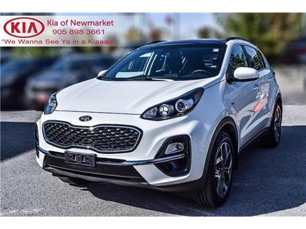 2020 Kia Sportage EX (Stk: P1005) in Newmarket - Image 1 of 21