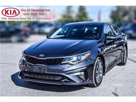2019 Kia Optima LX+ (Stk: P1014) in Newmarket - Image 1 of 21