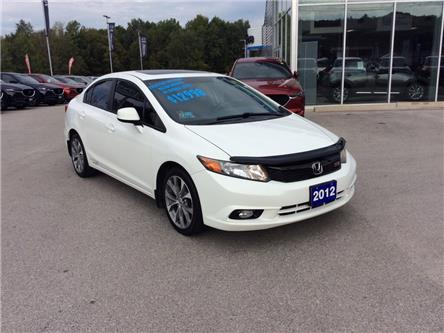 2012 Honda Civic Si (Stk: 19035C) in Owen Sound - Image 2 of 21