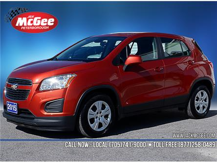 2015 Chevrolet Trax LS (Stk: 19702A) in Peterborough - Image 1 of 19