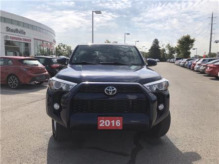 2016 Toyota 4Runner SR5 (Stk: P1935) in Whitchurch-Stouffville - Image 2 of 18