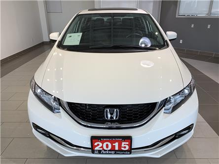 2015 Honda Civic Touring (Stk: 16414A) in North York - Image 2 of 25