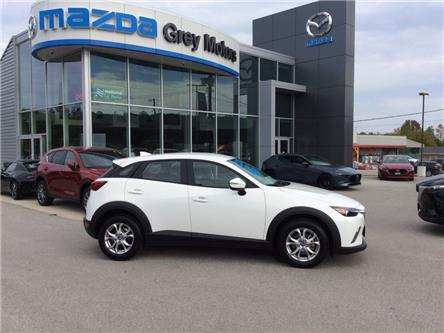 2017 Mazda CX-3 GS (Stk: 03359P) in Owen Sound - Image 1 of 16