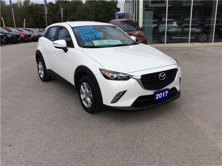 2017 Mazda CX-3 GS (Stk: 03359P) in Owen Sound - Image 2 of 16