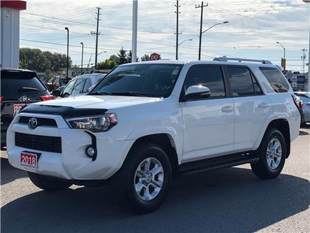 2018 Toyota 4Runner SR5 (Stk: W4851A) in Cobourg - Image 1 of 25