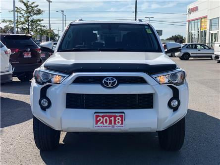 2018 Toyota 4Runner SR5 (Stk: W4851A) in Cobourg - Image 2 of 25