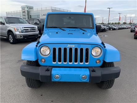 2018 Jeep Wrangler JK Unlimited Sahara (Stk: H2469) in Saskatoon - Image 2 of 29