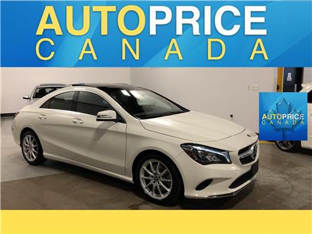 2018 Mercedes-Benz CLA 250 Base (Stk: H0612) in Mississauga - Image 1 of 27