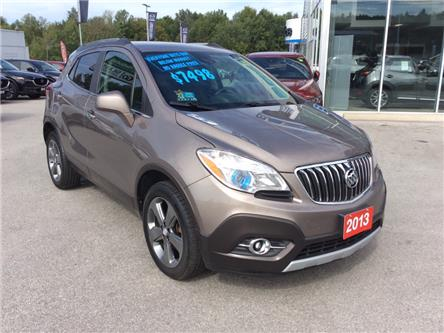 2013 Buick Encore Convenience (Stk: 19049A) in Owen Sound - Image 2 of 21