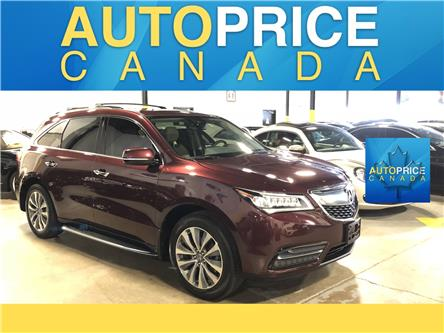 2016 Acura MDX Navigation Package (Stk: W0607) in Mississauga - Image 1 of 29