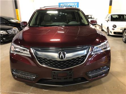 2016 Acura MDX Navigation Package (Stk: W0607) in Mississauga - Image 2 of 29