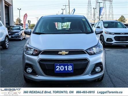 2018 Chevrolet Spark 1LT CVT (Stk: T11634) in Etobicoke - Image 2 of 22