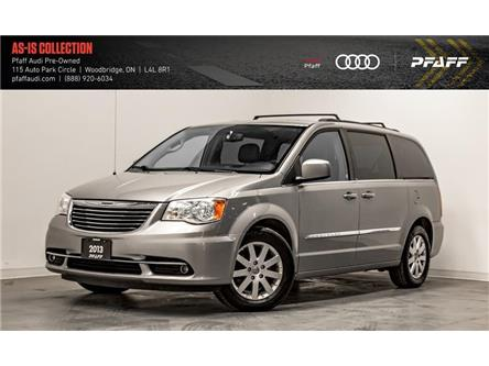 2013 Chrysler Town & Country Touring (Stk: C6913A) in Woodbridge - Image 1 of 21