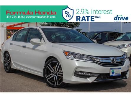 2017 Honda Accord Sport (Stk: B11442) in Scarborough - Image 1 of 30
