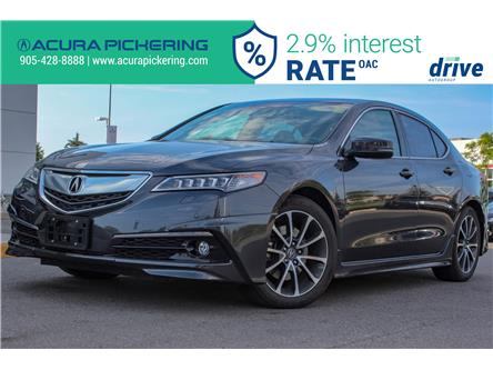 2015 Acura TLX Elite (Stk: AP4978) in Pickering - Image 1 of 14