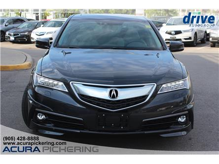 2015 Acura TLX Elite (Stk: AP4978) in Pickering - Image 2 of 14