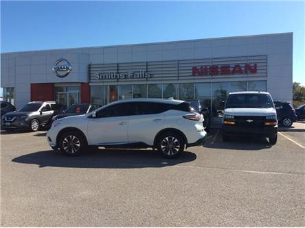 2017 Nissan Murano SL (Stk: 19-374A) in Smiths Falls - Image 1 of 12