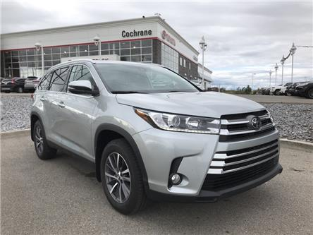 2019 Toyota Highlander XLE (Stk: 2900) in Cochrane - Image 1 of 21