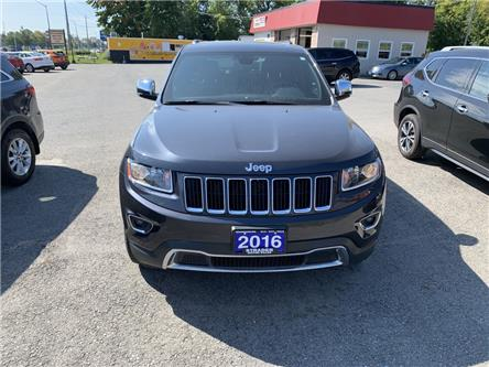 2016 Jeep Grand Cherokee Limited (Stk: sv4) in Morrisburg - Image 1 of 9