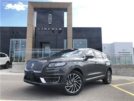 2019 Lincoln Nautilus Reserve (Stk: NT19806) in Barrie - Image 1 of 30