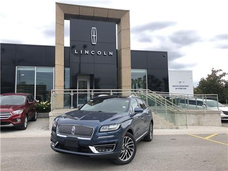 2019 Lincoln Nautilus Reserve (Stk: NT191112) in Barrie - Image 1 of 29