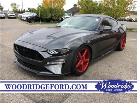 2019 Ford Mustang GT (Stk: K-2330) in Calgary - Image 1 of 6
