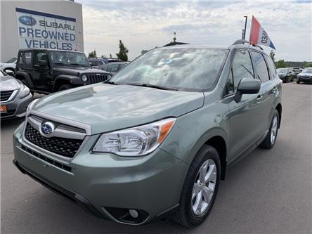 2016 Subaru Forester 2.5i Convenience Package (Stk: 19SB757A) in Innisfil - Image 1 of 10