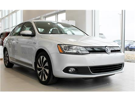 2013 Volkswagen Jetta Turbocharged Hybrid Highline (Stk: V7322) in Saskatoon - Image 1 of 27
