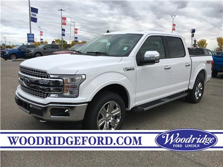 2019 Ford F-150 Lariat (Stk: K-2471) in Calgary - Image 1 of 5