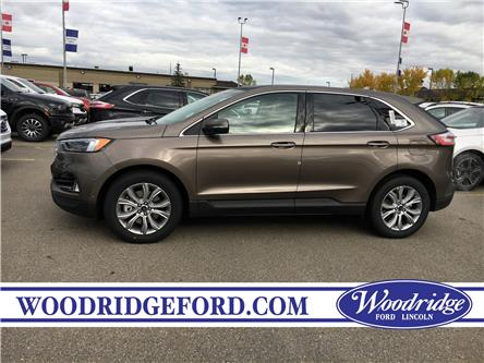 2019 Ford Edge Titanium (Stk: K-2477) in Calgary - Image 2 of 5