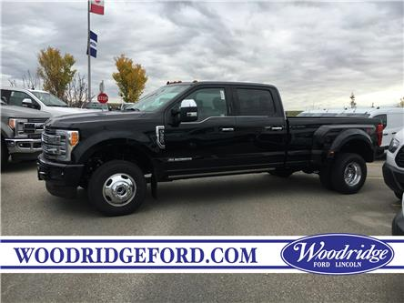 2019 Ford F-350 Platinum (Stk: K-2553) in Calgary - Image 2 of 6