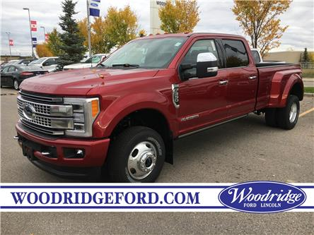 2019 Ford F-350 Platinum (Stk: K-2670) in Calgary - Image 1 of 5