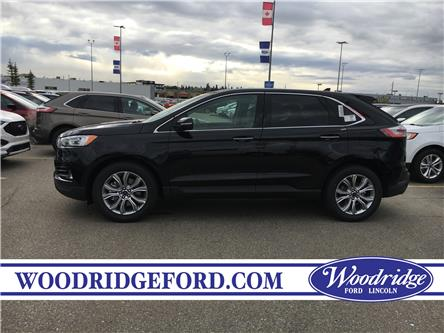 2019 Ford Edge Titanium (Stk: K-2695) in Calgary - Image 2 of 5