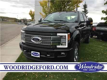 2019 Ford F-350 Platinum (Stk: K-2712) in Calgary - Image 1 of 5