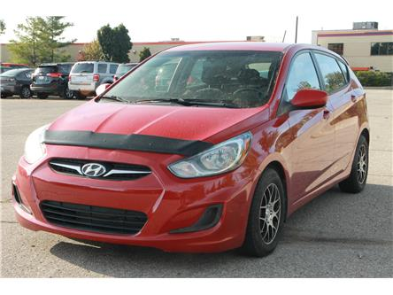 2012 Hyundai Accent GL (Stk: 1909416) in Waterloo - Image 1 of 27