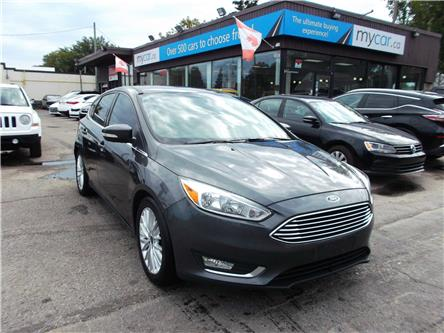 2016 Ford Focus Titanium (Stk: 191477) in North Bay - Image 1 of 13