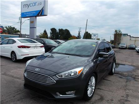 2016 Ford Focus Titanium (Stk: 191477) in North Bay - Image 2 of 13